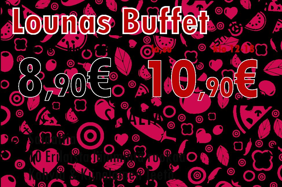 LOUNAS BUFFET